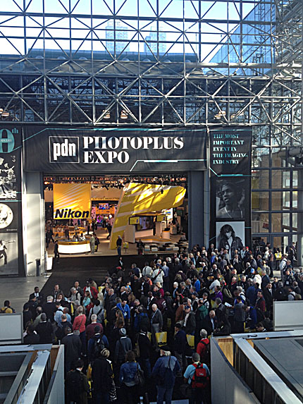 PDN's PhotoPlus Expo - 30 Years and Counting