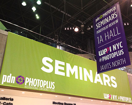 PhotoPlus Re-cap: Seminars & Tech